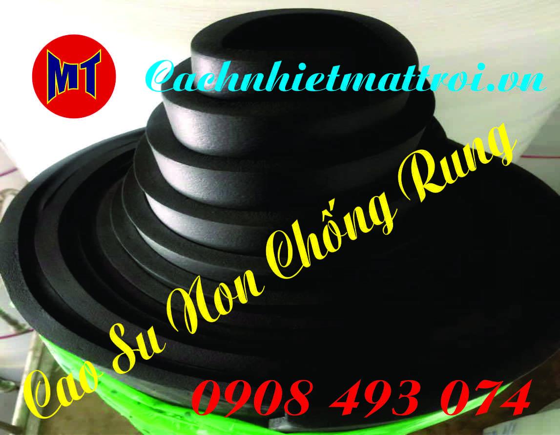 hình 3 Cao Su Lưu Hóa chống rung cách âm
