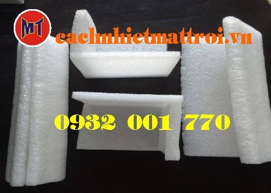 hình ảnh sản phẩm Mút PE foam định hình - mút xốp chèn góc cạnh sản phẩm