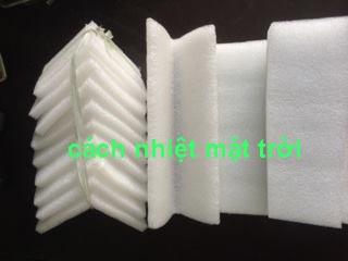 hình 3 Mút PE foam định hình - mút xốp chèn góc cạnh sản phẩm