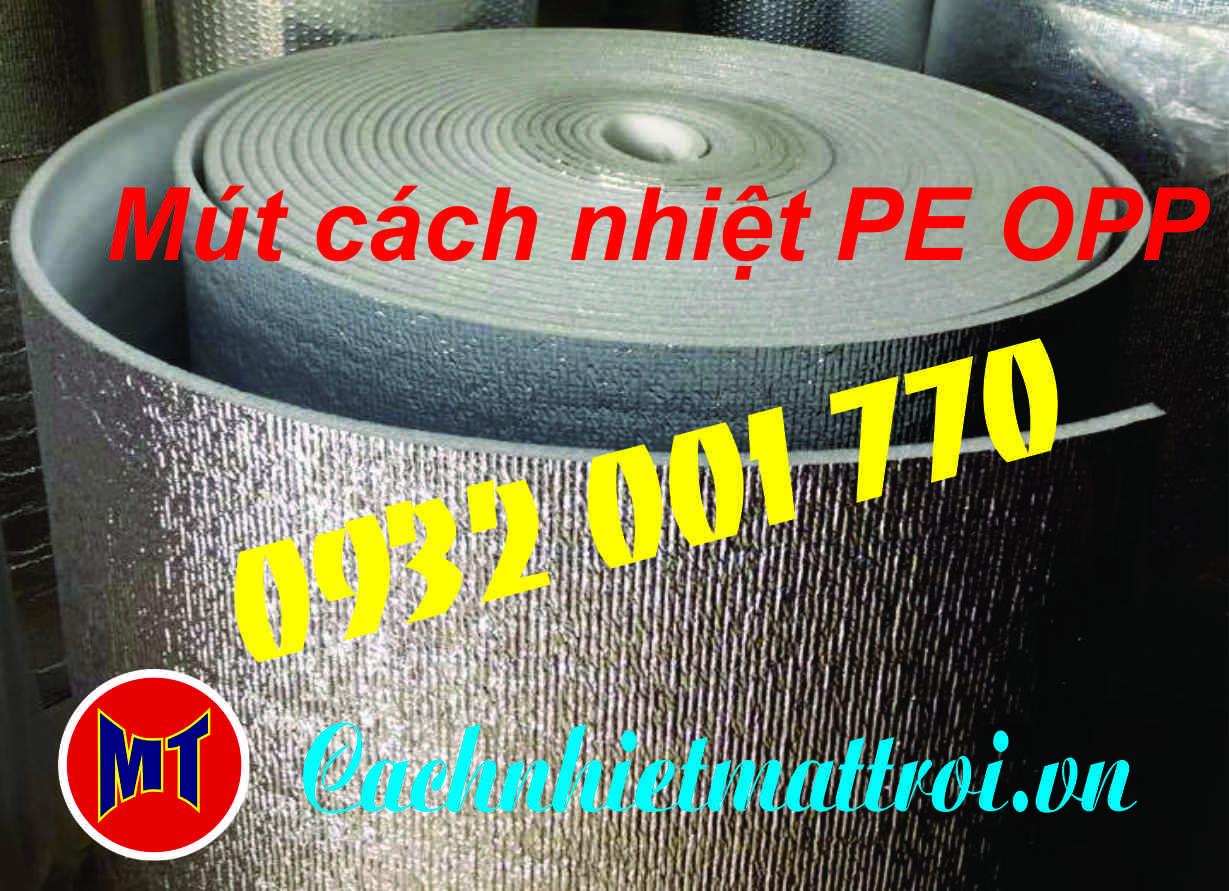 hình ảnh sản phẩm Mút PE OPP cách nhiệt