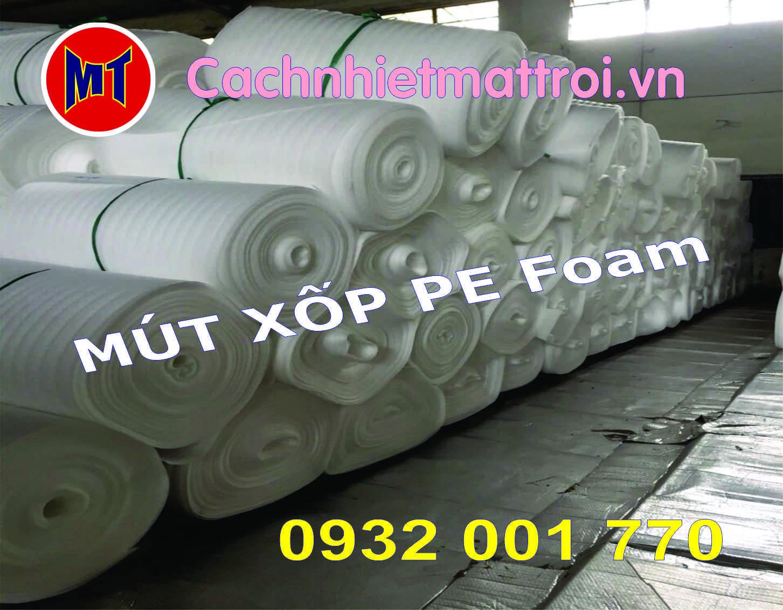 hình ảnh sản phẩm Mút xốp PE Foam chuyên dụng làm áo phao cứu sinh