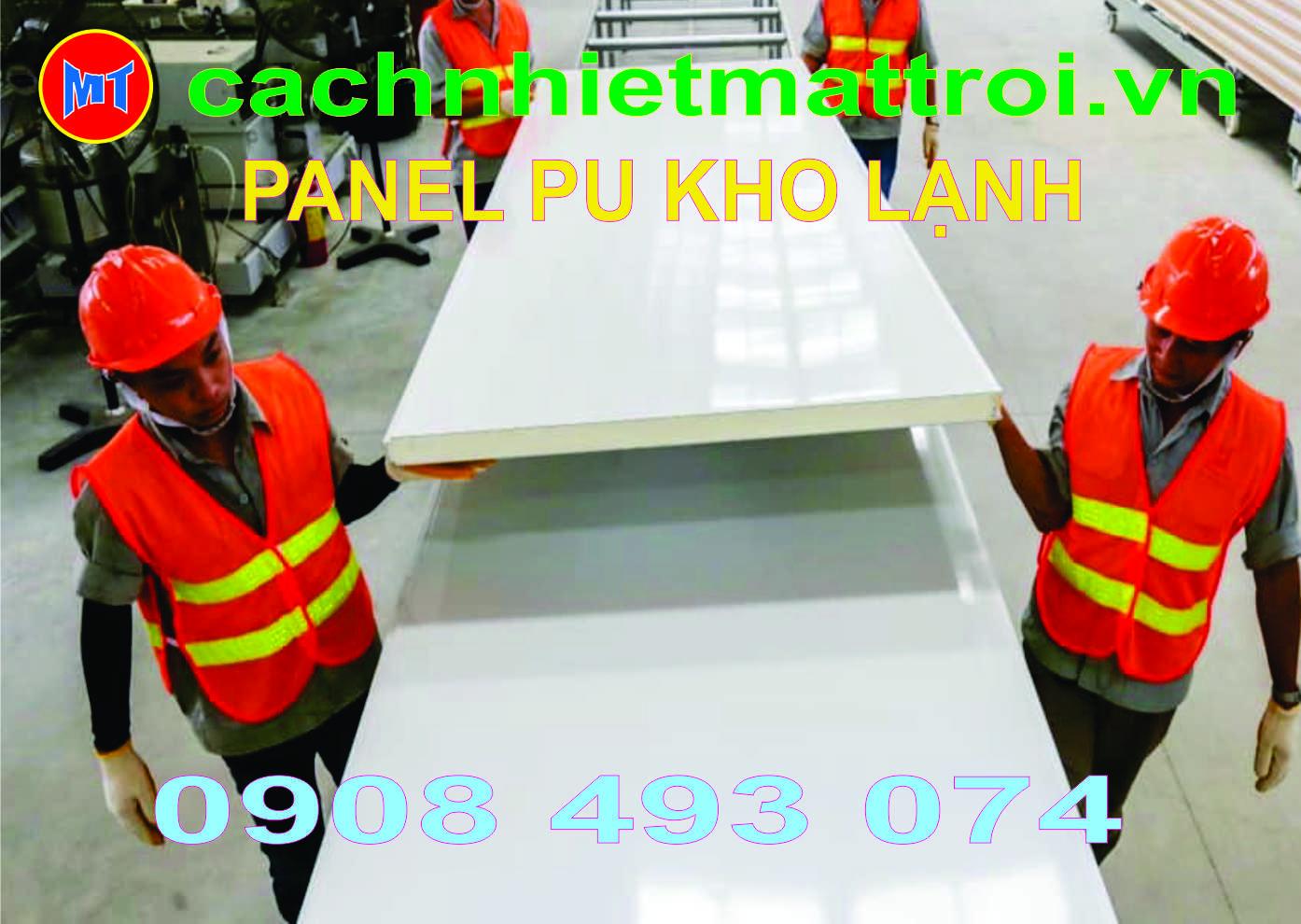 hình 2 PANEL PU KHO LẠNH PHÒNG SẠCH