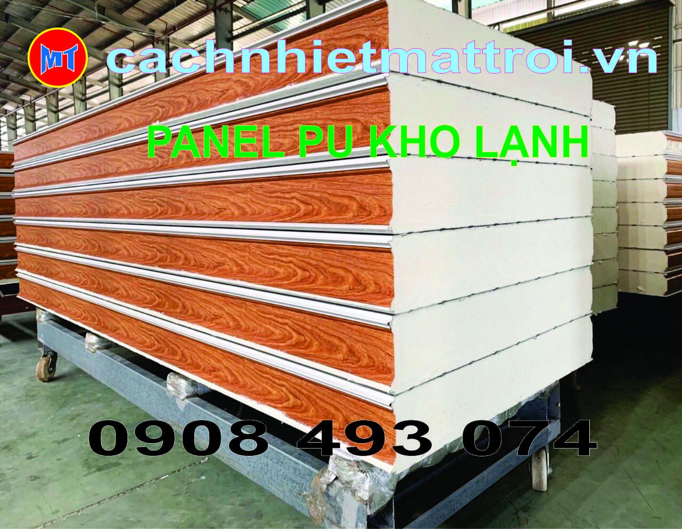 hình ảnh sản phẩm PANEL PU KHO LẠNH PHÒNG SẠCH